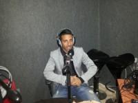 שחקני הפועל באר שבע מתארחים ברדיו מנטה